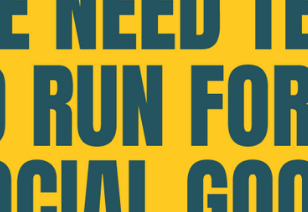 Social Good Accelerator Manifesto