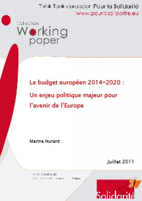 image couverture budget européen 2014-2020